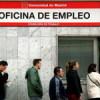 El desempleo se vence