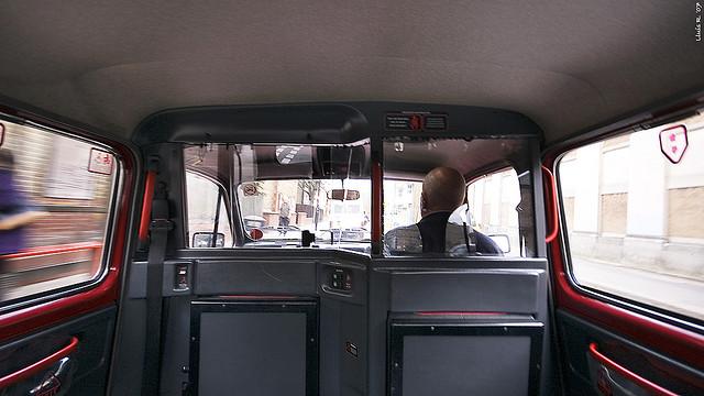 Los mejores taxistas del mundo