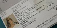 Passfolio el curriculum en un pasaporte