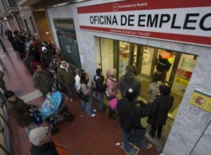 El desempleo en Noviembre