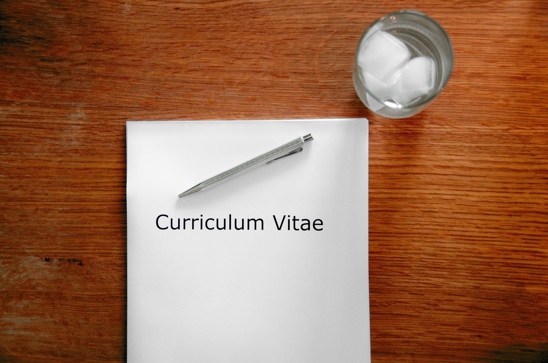 currículum, nuevas tecnologías, entrevista de trabajo