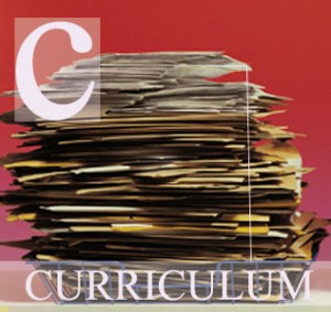 El primer curriculum: concepto y formación