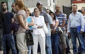 El desempleo no da tregua